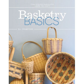 Basketry Basics Book