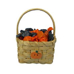 PumpkinCandyBasket