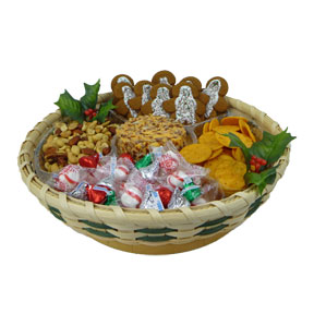 Holiday Snack Tray