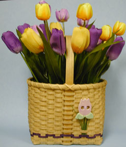 Spring Tulips Kit Lilac