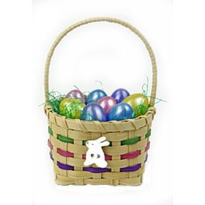 Little Easter Basket - Bunny