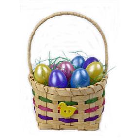 Little Easter Basket - Ducky