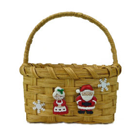 Mr. & Mrs. Claus Basket Kit